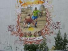 Joga Bonito at Tachelesgarten
