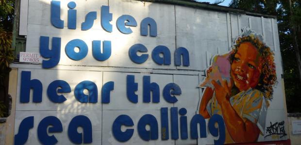 Listen You Can Hear The Sea Calling